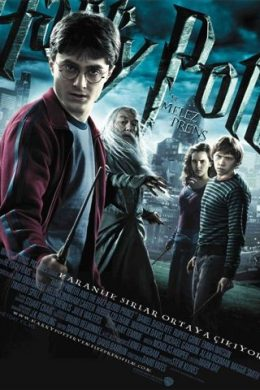 Harry Potter ve Melez Prens izle (6)
