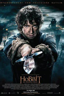 Hobbit 3 : Beş Ordunun Savaşı izle