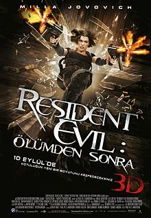 Resident Evil 4: Afterlife izle