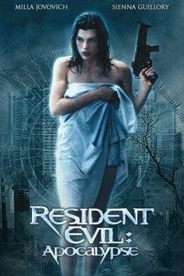 Resident Evil 2 : Apocalypse izle
