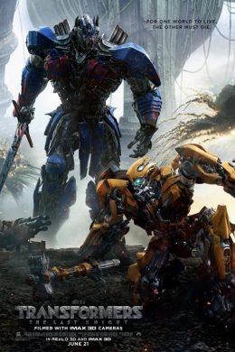 Transformers 5: Son Şövalye izle