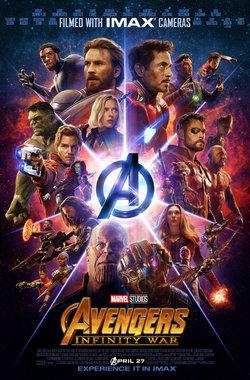 Avengers 3: Infinity War izle