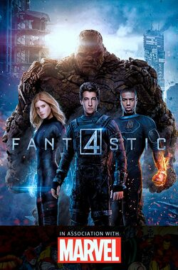 Fantastik Dörtlü – Fantastic Four